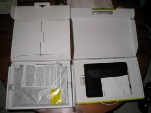 Toshiba Mini and Asus Eee PC